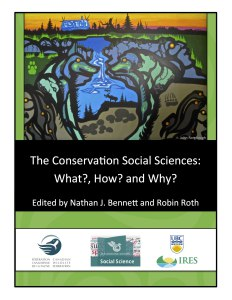 Bennett Roth et al 2015 - The Conservation Social Sciences - COVER PIC